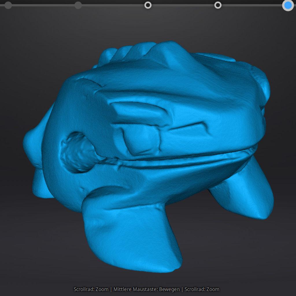 3D Scan - 3D Modell