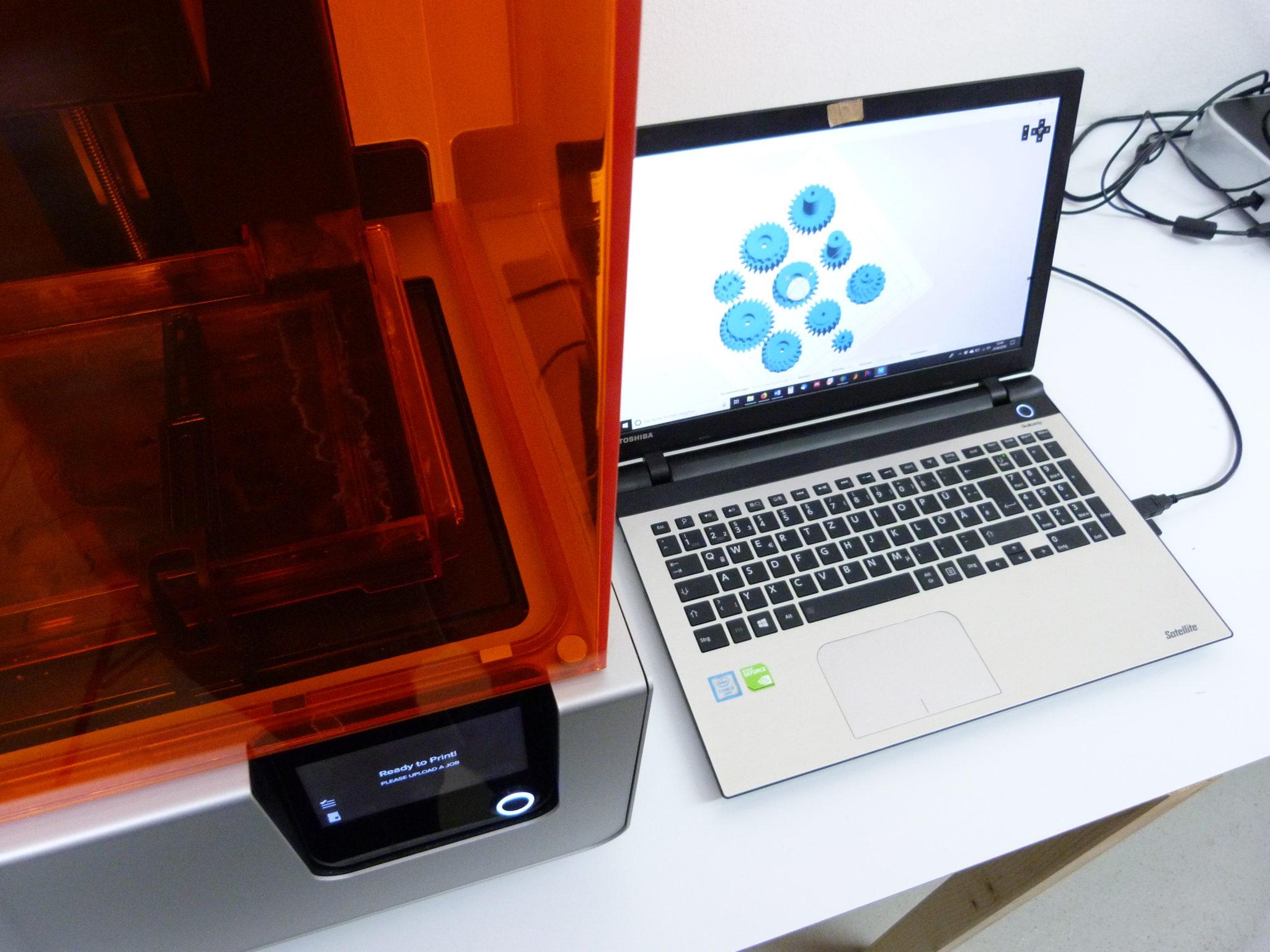 SLS 3D Druck - CAD
